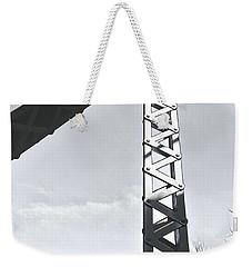 Bridge At Guerneville Weekender Tote Bag