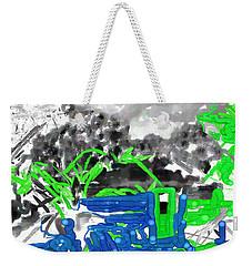 Broken Homes Weekender Tote Bag
