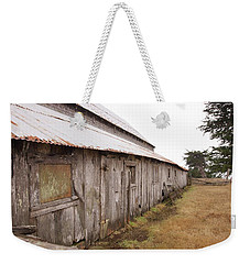 Broken Old Bones Weekender Tote Bag by Kandy Hurley