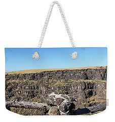 Bruneau Canyon Overlook, Idaho Weekender Tote Bag