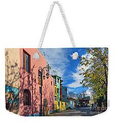 Buenos Aires 001 Weekender Tote Bag