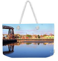Weekender Tote Bag featuring the photograph Buenos Aires 004 by Bernardo Galmarini