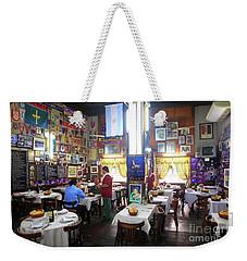 Weekender Tote Bag featuring the photograph Buenos Aires 007 by Bernardo Galmarini