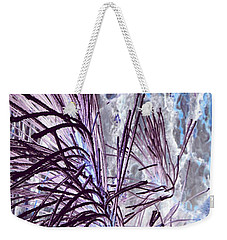Weekender Tote Bag featuring the photograph Burst by Jamie Lynn
