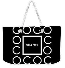 C O C O Weekender Tote Bag