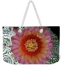 Cactus Flower 5 Weekender Tote Bag