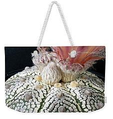 Cactus Flower 6 Weekender Tote Bag
