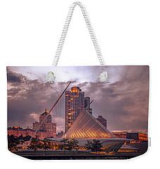 Calatrava Drama Weekender Tote Bag