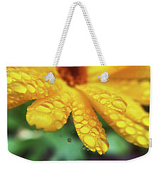 Calendula Officinalis Weekender Tote Bag