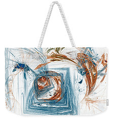 Call Of The Wilds Weekender Tote Bag