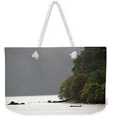 Cameroon Fisherman Africa Weekender Tote Bag