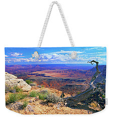 Canyonlands Weekender Tote Bag