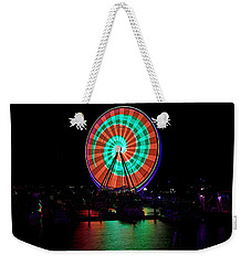 Capital Wheel Weekender Tote Bag
