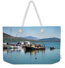 Carlingford Lough Weekender Tote Bag