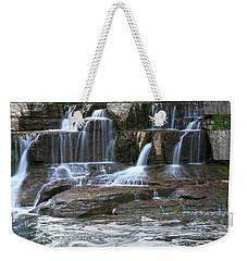 Cascade Weekender Tote Bag