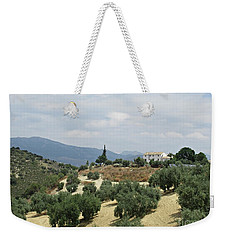 Caseria De San Jose Near Iznajar Weekender Tote Bag