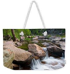 Castor River Shut-ins Weekender Tote Bag by Steve Stuller