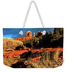 Cathedral Rock Arizona Weekender Tote Bag
