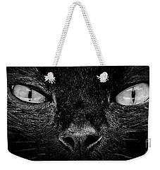 Cat's Eyes Weekender Tote Bag