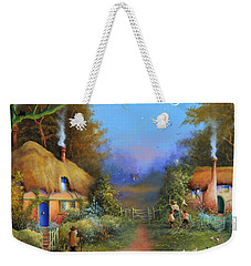 Chasing Fairies Weekender Tote Bag