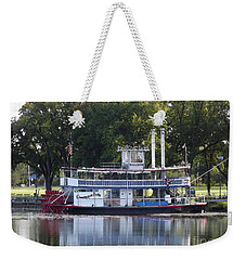 Chautauqua Belle On Lake Chautauqua Weekender Tote Bag