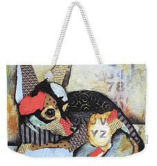 Chihuahua Weekender Tote Bag