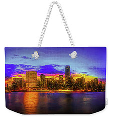 Chillin' At Gantry Weekender Tote Bag