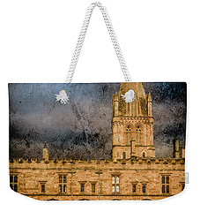 Oxford, England - Christ Church College Weekender Tote Bag