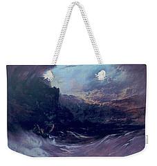 Christ Stilleth The Tempest Weekender Tote Bag