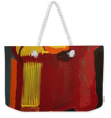 Christ's Profile Weekender Tote Bag