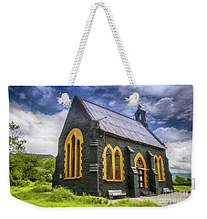 Church Weekender Tote Bag by Charuhas Images