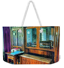 Church Organ Weekender Tote Bag