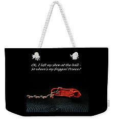 Cinderella Complex  Weekender Tote Bag
