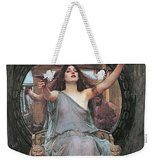 Circe Offering The Cup To Odysseus Weekender Tote Bag