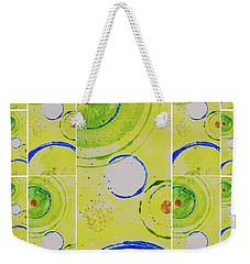Circle Obsession 1 Weekender Tote Bag