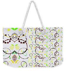 Circle Obsession 4 Weekender Tote Bag