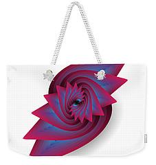 Circulosity No 2940 Weekender Tote Bag