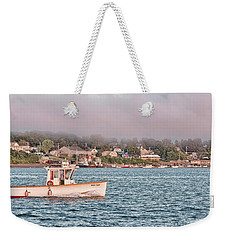 City Bound Weekender Tote Bag