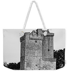 Clackmannan Tower Weekender Tote Bag
