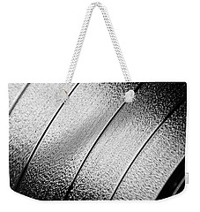 Weekender Tote Bag featuring the photograph Closeup Macro Photos Of Textures And Pattern For Background As A by Jingjits Photography