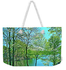 Cluster Of Dowood Trees Weekender Tote Bag