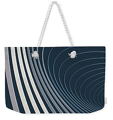 Color Harmonies - Mountain Mist Weekender Tote Bag