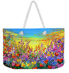 Color My World Weekender Tote Bag