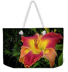 Colorful Lily  Weekender Tote Bag