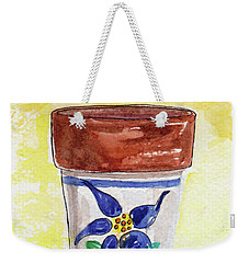 Columbine Container Weekender Tote Bag