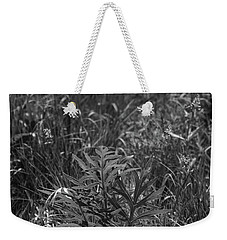 Compass Plant Weekender Tote Bag by Tim Good