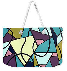 Composition #22 Weekender Tote Bag