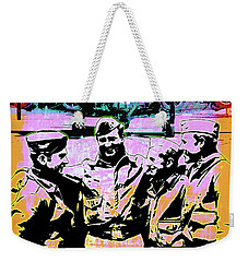 Comradeship Weekender Tote Bag