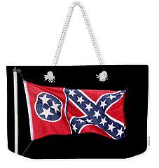 Confederate-flag Weekender Tote Bag
