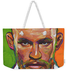 Conor Mcgregor Weekender Tote Bag by Robert Phelps